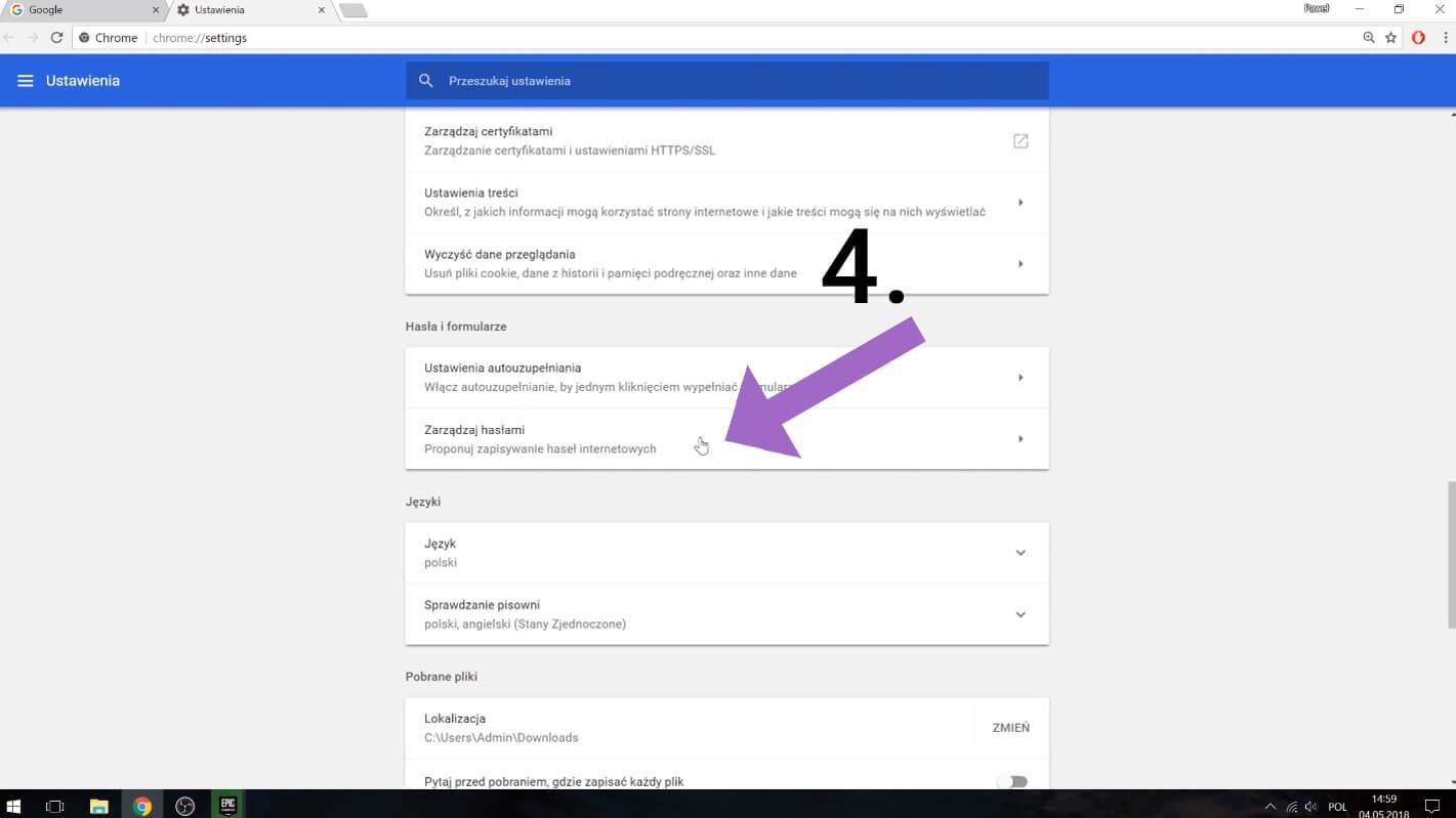 Jak odzyskac haslo do konta Google 3