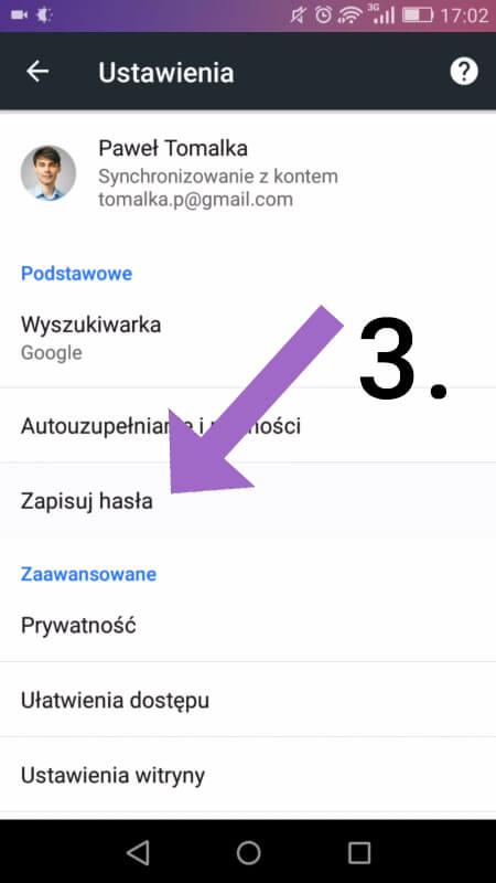 jak odzyskac haslo google na telefonie 3
